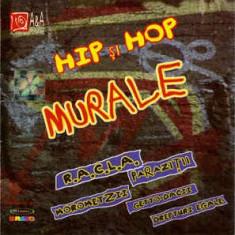 CD Hip Și Hop - Murale,original, ca nou: R.A.C.L.A, Parazitii, Morometzii