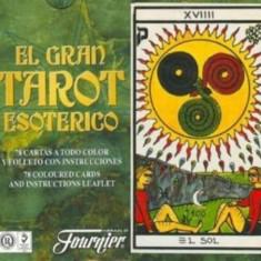 Carti Tarot Esoteric El Gran Tarot