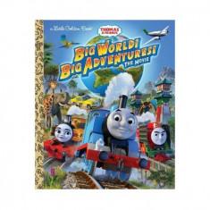 Thomas & Friends Summer 2018 DVD Movie Little Golden Book (Thomas & Friends)