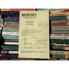 Regency , Paper Money
