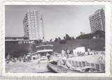 bnk foto Eforie Nord - Faleza si hotelurile Delfinul si Meduza - 1975