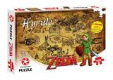 Joc Puzzle Zelda Hyrule 500Pc