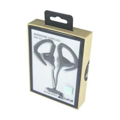 Casti Audio cu Microfon (Negru) ACURA CU-1300 foto