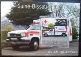 GUINEA-BISSAU 2001 - AMBULANTA. COLITA MNH, DG11