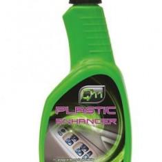 Solutie intretinere materiale plastic 500 ml Q11