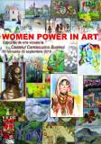 Album WOMEN POWER IN ART Castelul Cantacuzino Busteni