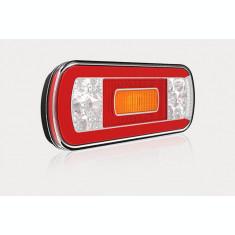 Lampa stop remorca , Rulota LED 12v 220 X 100 x 50,5 mm AL-240220-11