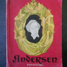 ANDERSEN - POVESTIRI  (1968, ilustratii de Petre Vulcanescu)