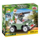 Cumpara ieftin Set de construit Cobi, Small Army, Vehicul Operatiuni Speciale (60 pcs)