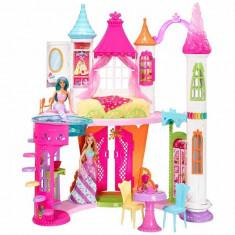 Jucarie Barbie Castel Barbie Dreamtopia Sweetville DYX32 Mattel