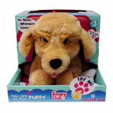 Jucarie de plus interactiva Zoopy Club Doctor Dog
