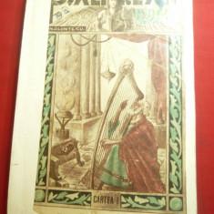 N.Glontescu - Psaltirea in Versuri -Cartea nr.1 -Ed.1934 ,introd.Gala Galaction