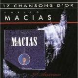 Enrico Macias 17 Chansons Dor (cd)