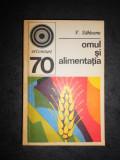 V. SAHLEANU - OMUL SI ALIMENTATIA