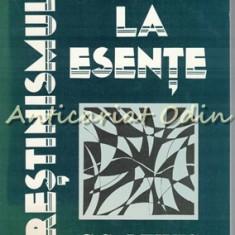 Crestinismul Redus La Esente - C. S. Lewis, C.S. Lewis