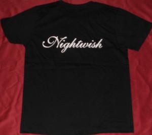 Tricou Nightwish - Ship    , marimea L ,calitate 180 grame