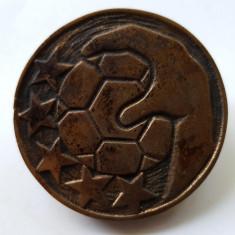 Medalia HANDBAL - Campionatul Mondial - Polonia 1977 - Medalie PREMIU Locul 3