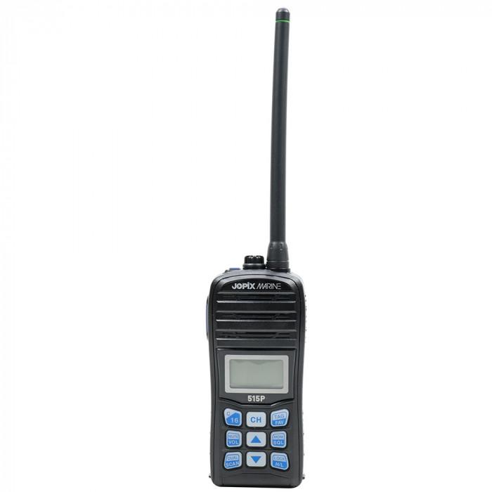 Aproape nou: Statie radio maritima portabila JOPIX MARINE 515P Dual-Tri Watch 1200m