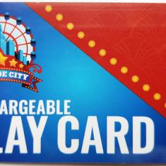 Pentru colectionari card plastic Arcade City, SUA