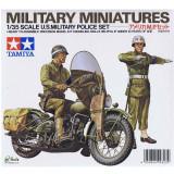 + Tamiya 35084 - U.S. Military Police Set +