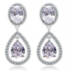 Cercei Diamond Drop Bride