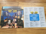 Daryl Hall & John Oates - Bigger Than Both of Us (1976,RCA,UK) vinil vinyl