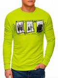 Cumpara ieftin Bluza barbati B1342 - verde, L, M, S, XL