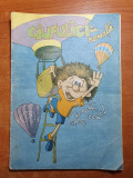 Revista pentru copii - ciufulici in recreatie - din anul 1989