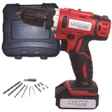 Bormasina acum. Li-ion 12V , 2 vit, 1300mAh 24Nm RD-CDL15 Raider Power Tools 030203
