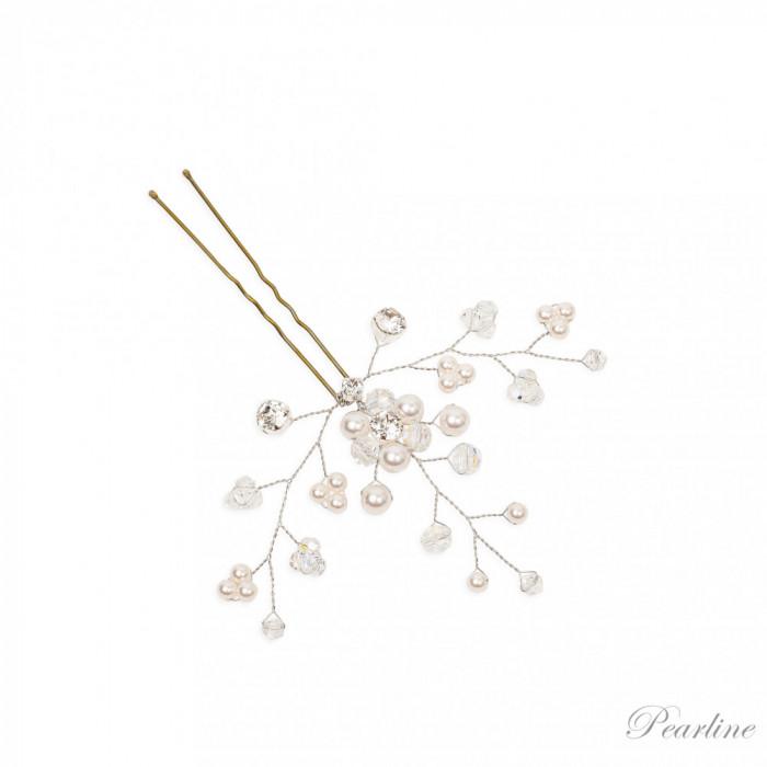 Agrafa Elegance cristale Swarovski