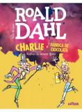 Charlie si fabrica de ciocolata, Dahl Roald, ART