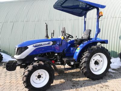 Tractor Lovol M254 4x4 ROPS cu CIV si COC foto