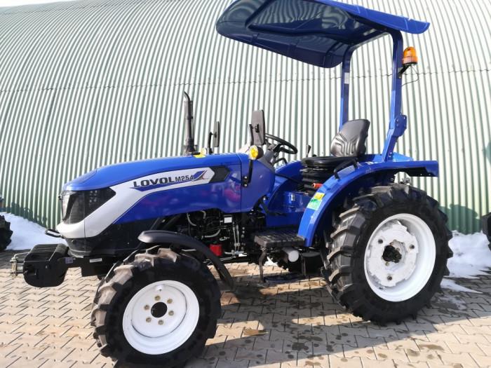 Tractor Lovol M254 4x4 ROPS cu CIV si COC