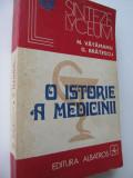 O istorie a medicinii - N. Vatamanu , ...