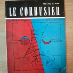 LE CORBUSIER de ASCANIO DAMIAN, 1969