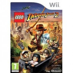 Lego Indiana Jones 2 Wii