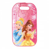 Protectie scaun auto Disney Princess Royal Debut, 70x45cm Kft Auto