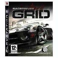 Racedriver Grid - PS3 [Second hand], Curse auto-moto, 3+, Single player