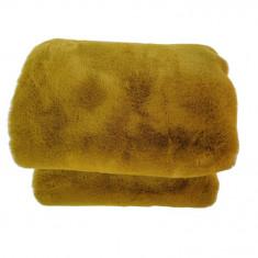 Patura de blana, verde-greenery, 150x180, RABITA NEW TYP 8