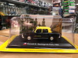 Macheta Renault 8 - Santiago de Chile - 1965 - Taxiuri scara 1:43