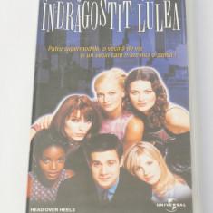 Caseta video VHS originala film tradus Ro - Indragostit Lulea
