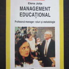 MANAGEMENT EDUCATIONAL - Elena Joita