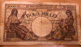 ROMÂNIA 2000 LEI 1941