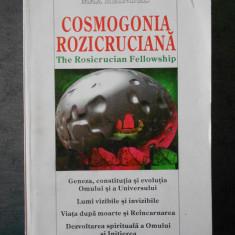 MAX HEINDEL - COSMOGONIA ROZICRUCIANA