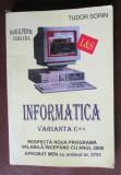 Informatica varianta C++. Manual clasa a 11-a