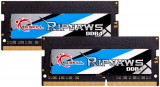 Memorii laptop G.Skill Ripjaws, DDR4, 2x8GB, 3000MHz, CL16, 1.2V, Dual Channel