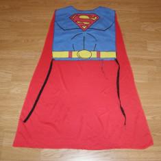 Costum carnaval serbare superman pentru copii de 4-5 ani, Din imagine