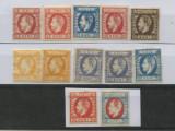 1871-1872 CAROL CU BARBA RRR++