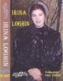Caseta audio:  Irina Loghin – Doamne, când ai făcut lumea ( 1998, originala )