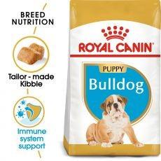 ROYAL CANIN BULLDOG JUNIOR - 12 kg